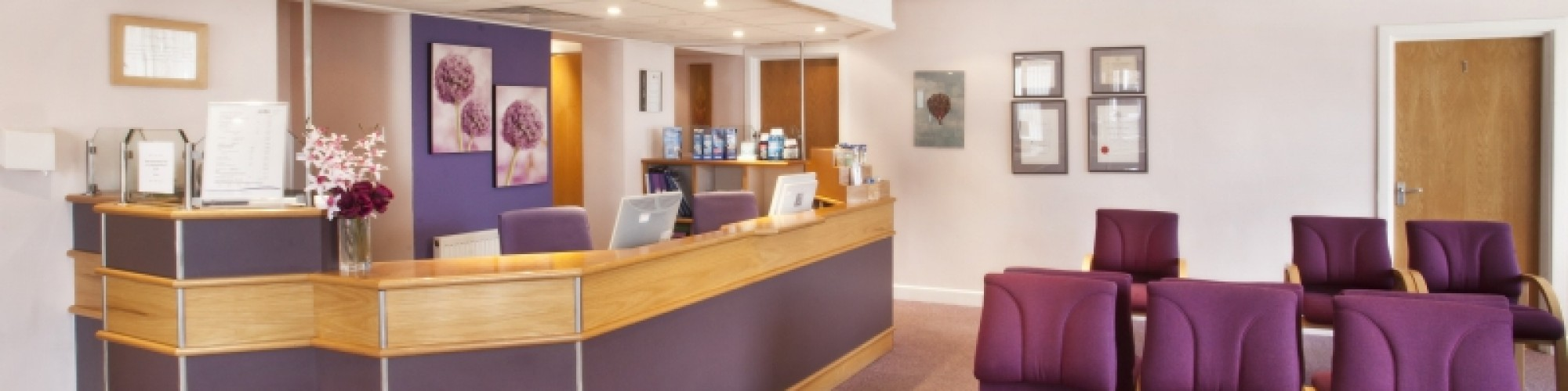Poppleton Dental Practice Waiting Room 3